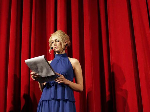 On stage | ph Silvia Profumi